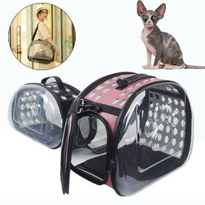 Outdoor Travel Pet Cat Carrier Bag for Cats Foldable Puppy Cat Animal Carrying Bags Pets Backpack transport mochila para gato