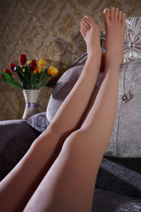 Fashion Style Sexy Leg Mannequin Lifelike Silicone Leg Model Customized Factory Direct Sell