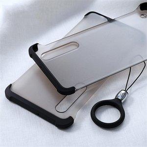 Yüzük ile Huawei P30 için XUNDD Matin Serisi Darbeye TPU Koruyucu Kılıf,