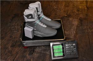 NIKE AIR MAG75 2020 nuevo de alta calidad Air Mag edición limitada retorno a los futuros guerreros zapatos luminosa luminosa LED 898