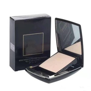 Gesicht Makeup Top Qualität Marke Parure Gold-Radiance Powder Foundation verjüngender Wirkung Pressed Powder Fix 10g Kosmetik neuer Arrivel