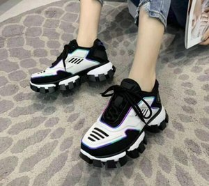 Men Women fashion Designer Casual Shoes Sneakers Cushion Triple S 3.0 Combination Nitrogen Outsole Crystal Bottom Dad Casual Shoes hococal