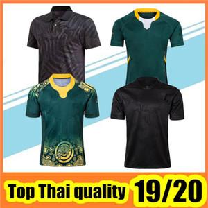 Thai 2019 Wallabies Noirs Nrl Irlande Samoa Australie Jersey Rugby Fidji 2019 Janvier Jersey Samoa Shirt Shirt Jersey