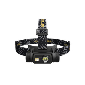Nitecore HC65 1000lm Triple sortie Headlamp Ourdoor phare lampe de poche étanche inclus 1pc 3400mAh 18650 Batterie