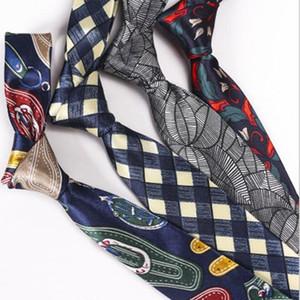 Tie мужского старинное старинной имитации шелк делового костюма цветочных принто позиционирование галстук лето Бесплатная доставка шея Tie Set