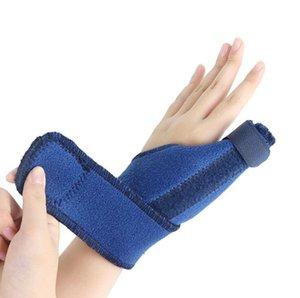 Hot vente Thumb Brace poignet Splint pouce stabilisateur Trigger Finger Splint Spica support Sangle respirant réglable Brace main