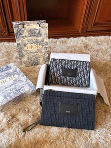 2019 saco de Moda marca crossbody Sac à main Nylon saco de embreagem alça de ombro senhora alta capacidade homem mulheres carteiras cartão feminino titular de embreagem