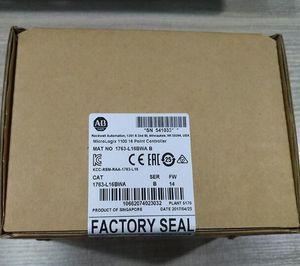 Оригинал ПЛК Allen Bradley AB Micrologix 1100 1763-L16BWA Новый в коробке / Используется тест в хорошем состоянии