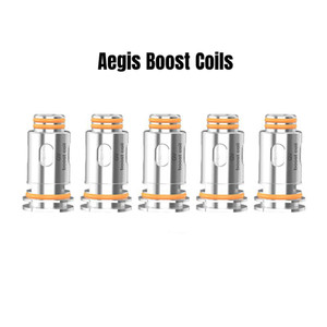 Geekvape Aegis Boost Coil Head Replacement Vape Coil 0.4ohm 0.6ohm Mesh Coil for Kit Cartridge