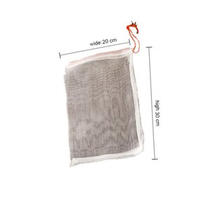 Netting Bags Garden Fruit Barrier Cover Bags For Grape Fig Flower Seed Vegetable Protection From Insect Mosquito Bug