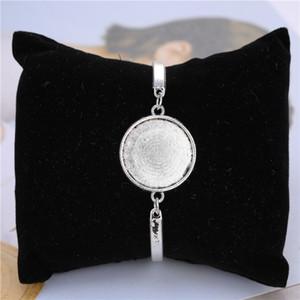 Fashion-сублимация пустых браслеты для женщин способом горячей термопечати браслета ювелирных поделок расходных Новый Arrvial