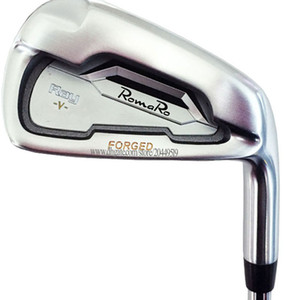 Yeni Golf Kulüpleri RomaRo ray v ütüler 4-9 P UNUTAN Golf ütüler Set Çelik veya Grafit mil R veya S Kulüpleri mil Ücretsiz kargo