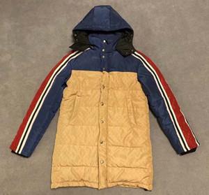 20ss Hot INS mens letras Jacket paris casaco de algodão bordado metal zipper manga longa Homens Mulheres 6692