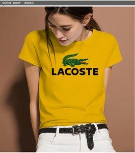 2019 женщин комбинезоны итальянский бренд летом горячий стиль роскошные украшения бренда высокого качества леди футболка женская одежда плюс размер жен