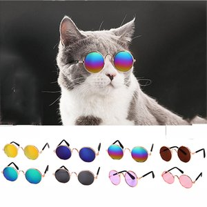 Lovely Pet Cat Glasses Dog Glasses Pet Sunglasses Dog Cat Eye-wear Pet Products
