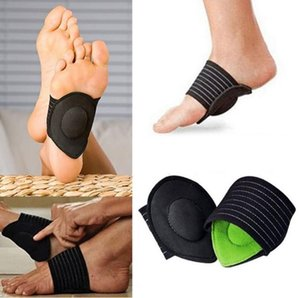 قدم الدعم أخمصي وسادة التهاب اللفافة المعونة لتخفيف الآلام الساقطة الأقواس كعب المشي مكافحة التعب العناية بالقدم أدوات dc299