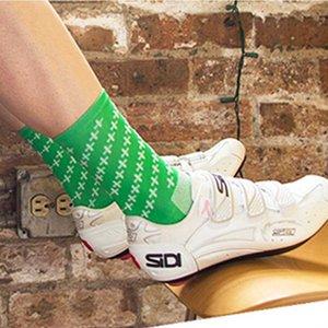 New Spring Summer Unisex Men's Cycling Socks Women Outdoor Sports Socks Fitness Hiking Jogging Basketball Breathable