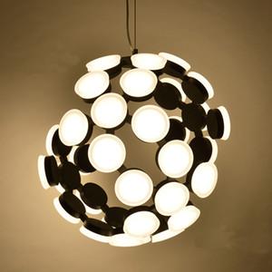 Nordic Led Modern Pendant Lamp Lampada da Plafoniera Dinning Room Chandelier Art Decor per camera da letto Bar Soggiorno Home Illuminazione PA0505
