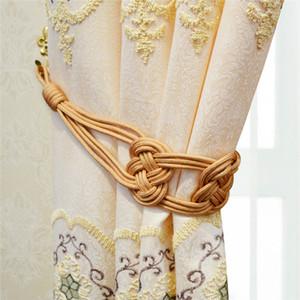High-grade Europe type rural creativity is made up of joker curtain binding belt handmade binding belt