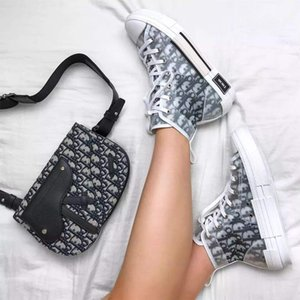Dior Converse Oblique Homme oblicua X kaws B23 Zapatos modo Femmes DesignR Triple S Luxe Casual Zapatos zapatillas de deporte del top del alto monopatín Zapatos Botas