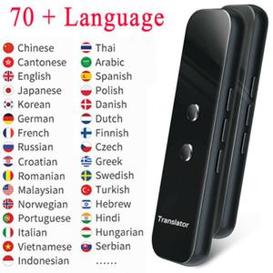 New 70+ Línguas Tradutor 2.020 inteligente Tradutor offline em Tempo Real inteligente Voice Translator portátil Traduttore offline