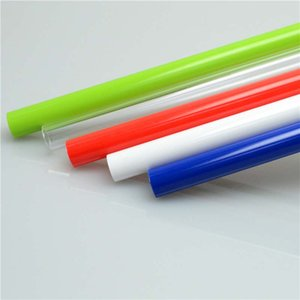 OD14MM Water Cooling Hard Tube 50CM 100CM PETG Bent Pipe Transparent White Red Green Blue Water Cooling Pipes