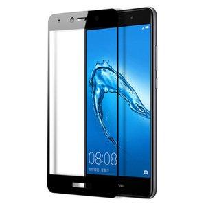 Móvel Phone Screen Protector Film completa tela de seda tela de aço filme para: Huawei P20 P30 Companheiro 10 20 Enjoy7 8 9 Pro Plus