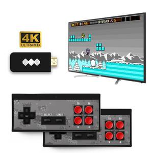 Suporte Y2 Retro Console Jogo 2 jogadores HDMI HD pode armazenar 568 Classic Video Games USB Handheld Infrared Retro Gamepad Controlador