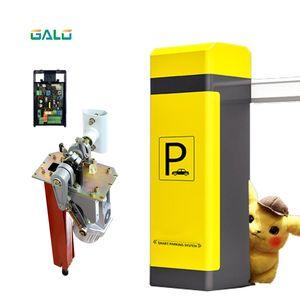 Apoio opcional do estilo o mais novo automático do motor da porta da barreira do crescimento da estrada do estacionamento do carro do tráfego para vendas de agência
