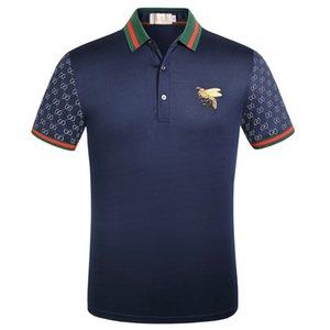 summer luxury European men's T-Shirt Top Quality T-shirt fashion high quality designer t-shirt men's and women's street leisure