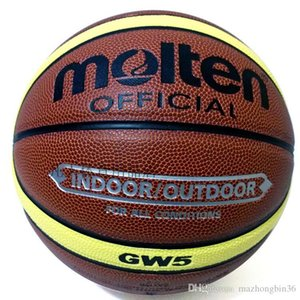 Official Molten Basketball GW5 Children Teenage Outdoor Indoor Size 5 Basketball A+++ Quality Basketball basquete Free Shipping