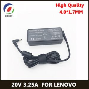aptop Adaptör QINERN AB 20V 3.25A 65W 4.0 * 1.7mm AC Laptop Şarj için Lenovo IdeaPad100-15 B50-10 YOGA 510-14 Notebook Şarj Güç Adap ...