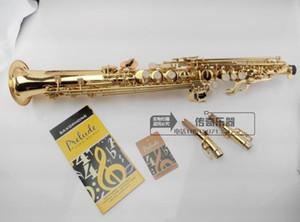 Yanagisawa S-901 Sassofono Soprano dritto B Flat Sax soprano strumento musicale di trasporto