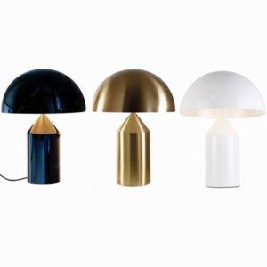 Minimalist Postmodern ışık yatak odası çalışma masası ışık İskandinav kişilik yaratıcı mantar masa E14 LED ücretsiz nakliye lambalar