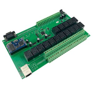 H16 Ethernet Smart Switch Home Automation Modul-Controller Domotica Casa Hogar Kit IOT Steuerungssystems-Schalter Industrie Ebene TCP Relay