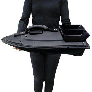 Flytec 2011-5 / V007 / V500 Elektrik Balıkçılık Bait RC Tekne 500M Uzaktan Balık Bulucu 5.4km / saat Çift Motor Oyuncak Seti / RTR Sürüm