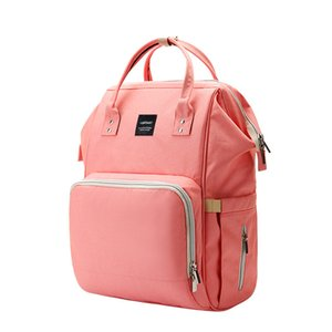 Nouvelle arrivée sac d'épaule multifonctionnel d'épaule, sac à dos imperméable de capacité élevée de mère et d'enfant, paquet d'attente de maman