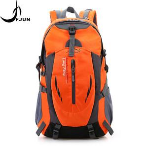 2019 Fjun Hombres Mujeres unisex de nylon resistente al agua Molle mochila de viaje que va de excursión alpinismo del deporte al aire Bolsas FK35