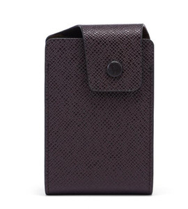 DHL Fashion Unisex Business ID Credit Card Wallet Holder Name Cards Case ny Pocket Organizer 9 Card Slots+2 Multi-functional Position 11*7cm