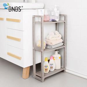 Bad-Accessoires Storage Rack für Shampoo und Handtücher Regalpflege Organizer Küche Lagerung und Organisation Y200429