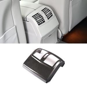 Quadro Car Styling traseira Ar Condicionado Ventilação decorativa Para Mercedes-Benz Classe E W212 2012-2015 Interior saída guarnição etiqueta