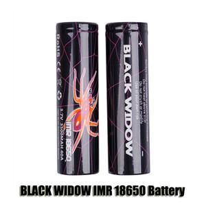 Черная вдова ИМР 18650 аккумулятор 3500mAh 3.7 В 40А высокого стока аккумуляторная литиевые батареи клетки для электронной сигареты коробка мод