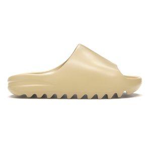 New kanye Dia Männer Frauen Designer Pantoffeln Knochen Desert Sand Harz triple schwarze Art und Weise gleitet Mensstrandhotel Sandalen