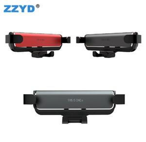 ZZYD Gravity Car Holder Clip Ständer GPS Universal Car Air Vent Halterung Magnethalterung für Smartphones