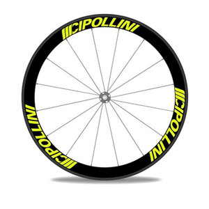 Road Bicycle Carbon Wheel Rim Sticker 24 30 38 40 50 55 60 80 88mm 26er 27.5er 29er MTB Bike Wheels Decal for-mcipollini