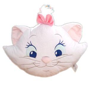 4635CM Original Aristocats Marie Cat Plush Toys Pillow Cushion Anime Animal Paw Kit Doll For Girls Pet Supplies