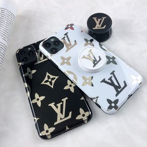 Teléfono móvil de lujo para el iPhone 11 XS Pro X MAX XR 7 8 Plus de alta calidad de diseño de moda TPU pata de cabra cubierta de Shell