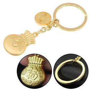 2020 New Ratte Maus Keychain Mode Tränke Tierauto Keyfob Tasche Anhänger Schlüsselanhänger Personalisieren Schlüsselanhänger für Geschenk