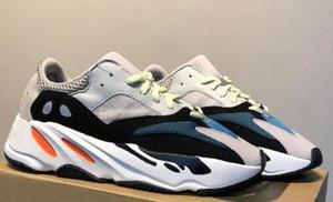 700 V2 Chaussures de course statique, 700 Runner 2018 New Kanye West des femmes des hommes vague mauve Sneakers chaussures, chaussures de sport de formation, formateurs athletic démarrage
