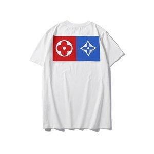 t-shirt dos homens magros 2020ss verão sob a tendência de roupas íntimas de algodão em uma única cor com mangas meia